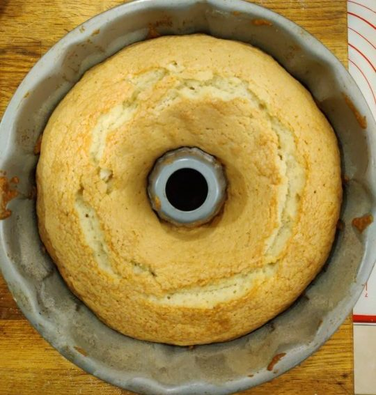 south dallas pound cake is delicious